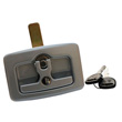 Folding T-handle latch lock JQ-026
