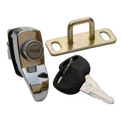 Latch Push Button lock JQ-080AD